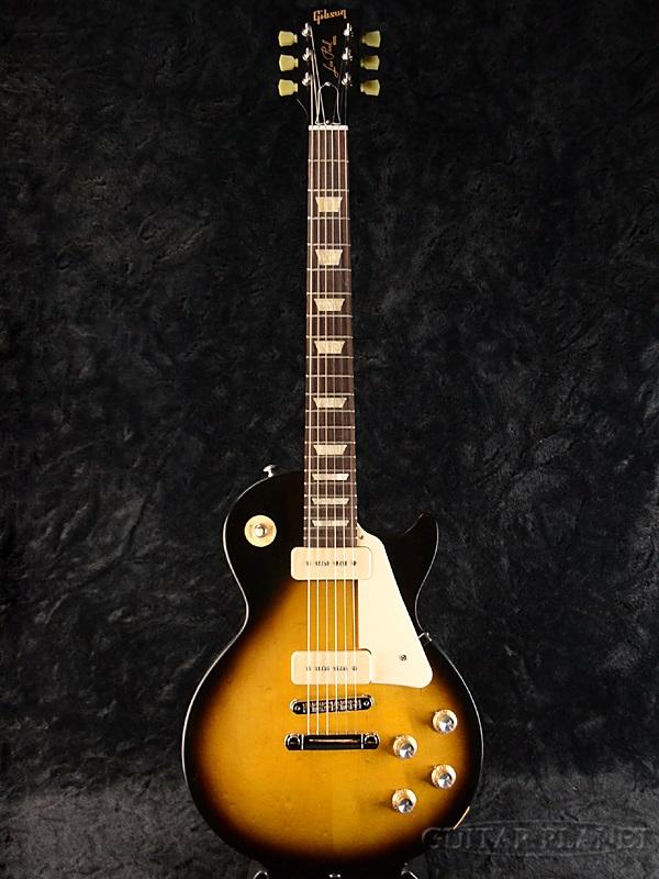 Gibson Les Paul 60s Tribute 2016 Satin Vintage Sunburst 新品 [ギブソン][トリビュート][ビンテージサンバースト][LP,レスポール][Electric Guitar,エレキギター]