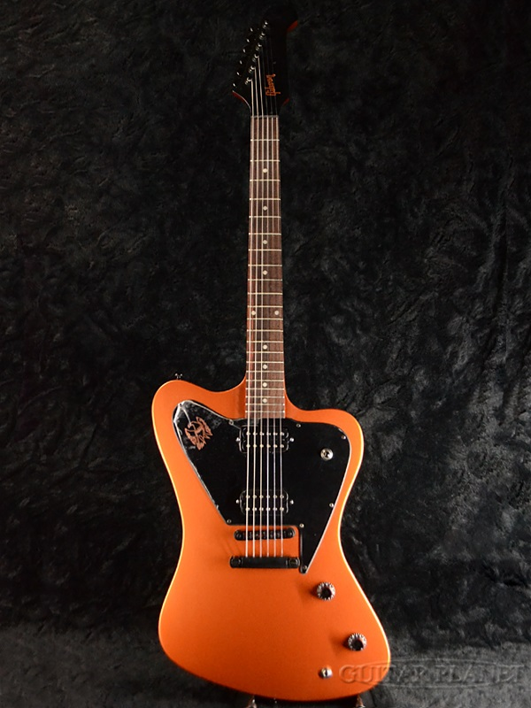 【2016MODEL】Gibson Firebird Limited -Vintage Copper- 新品[ギブソン][ファイヤーバード,FB][ヴィンテージカッパー,オレンジ][エレキギター,Electric Guitar]