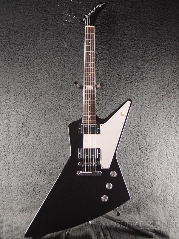 【中古】Gibson Explorer 120 -Ebony- 2014年製[ギブソン][エクスプローラー][エボニー,Black,ブラック,黒][Electric Guitar,エレキギター]【used_エレキギター】