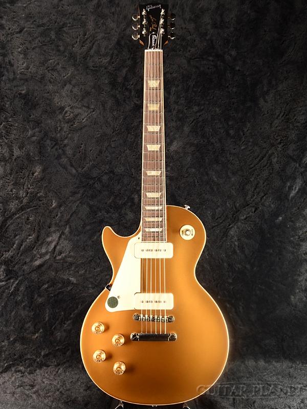 【2018 MODEL】Gibson Les Paul Classic Lefty -Gold Top- 新品[ギブソン][スタンダード][ゴールド,金][Lefty,レフトハンド,レフティ][レスポール,LP][Electric Guitar,エレキギター]