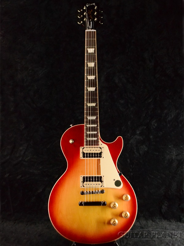 Gibson Les Paul Classic 2017 Heritage Cherry Sunburst 新品[ギブソン][レスポールクラシック][ヘリテージチェリーサンバースト][Electric Guitar,エレキギター]