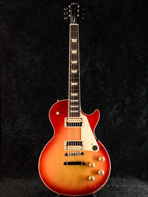 【2017 NEW MODEL】Gibson Les Paul Classic 2017 Heritage Cherry Sunburst #170014066 新品[ギブソン][レスポールクラシック][ヘリテージチェリーサンバースト][Electric Guitar,エレキギター]