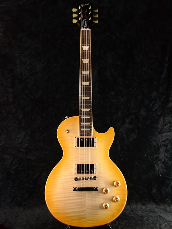 【ギブソン純正SWワッシャー・プレゼント!!】Gibson Les Paul Les Paul Traditional 2017 Antique Burst 新品[ギブソン][レスポールクラシック][アンティークバースト,黄][Electric Guitar,エレキギター]