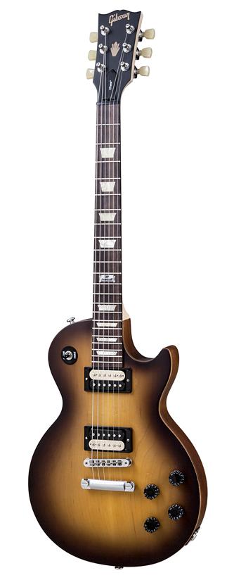 Gibson LPM 2014 Vintage Sunburst Perimeter Satin 新品[ギブソン][ヴィンテージサンバーストペリメーター,茶][Les Paul,レスポール][Electric Guitar,エレキギター]