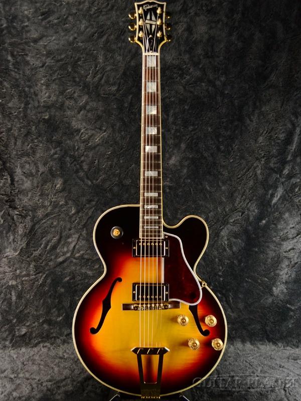 Gibson Memphis 2018 ES-275 Custom Sunset Burst 新品[ギブソン][メンフィス][サンセットバースト,Sunburst,サンバースト][セミアコ,フルアコ][Electric Guitar,エレキギター]