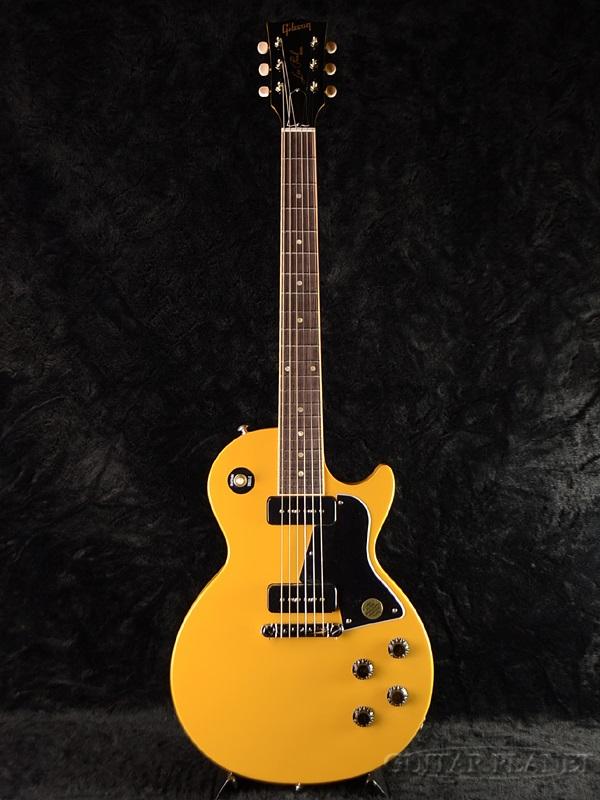 Gibson Les Paul Junior Special TV Yellow新货Japan Limited[吉布森][黄色,黄色][P90][小33转唱片Jr,莱斯·保罗特别][电子吉他,Electric Guitar]