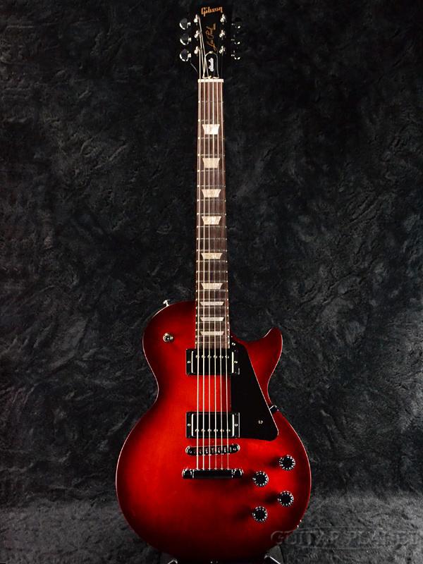 【2017Model】Gibson Les Paul Studio 2017 T Black Cherry Burst 新品[ギブソン][スタジオ][ブラックチェリーバースト,黒,赤][LP,レスポール][Electric Guitar,エレキギター]