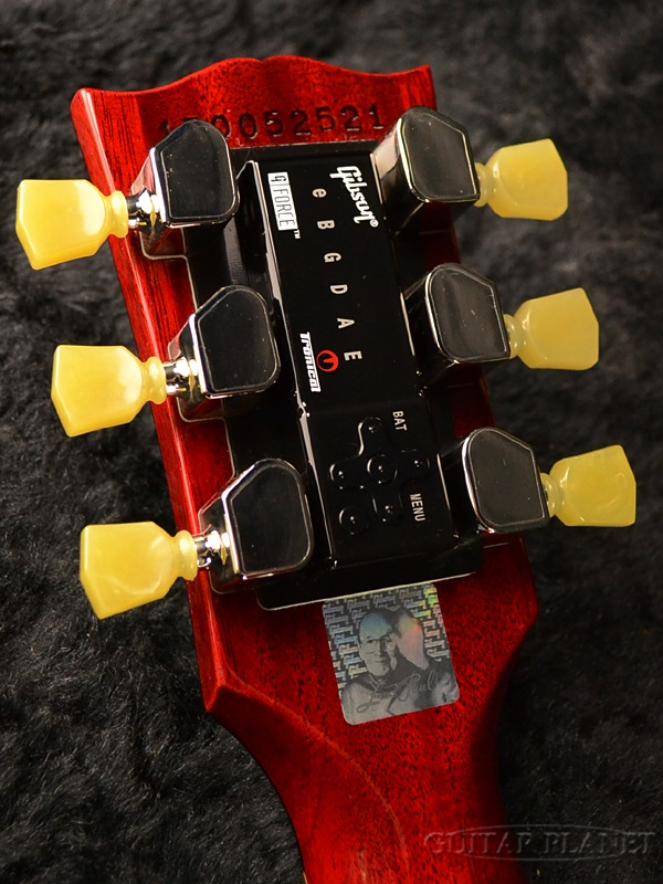 Gibson Les Paul Les Paul 经典 2015年遗产樱桃森伯斯特 #150052521 吉布森,Les Paul 经典] [遗产樱桃太阳爆发] [电吉他、 电吉他]