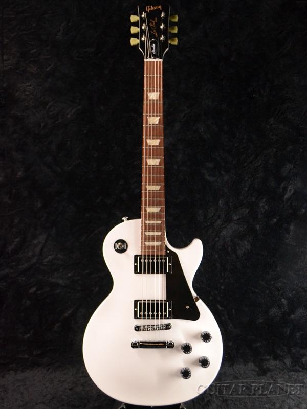 Brand new Gibson Les Paul Studio 2016 Alpine White/Chrome Hardware  [Gibson], [Les] [Studio] [alpine white, White] [Electric Guitar, electric  guitars]