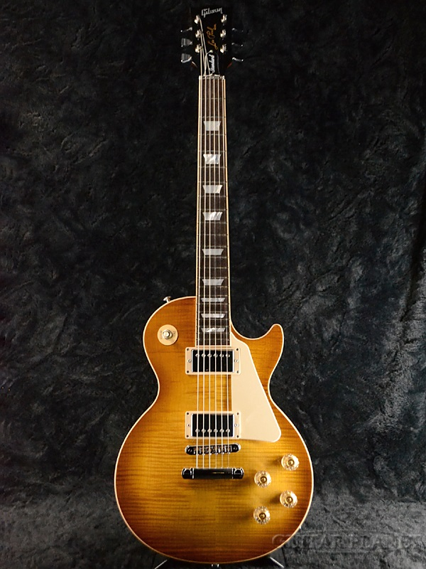 【2016 MODEL】Gibson Les Paul Standard 2016 High Performance Honey Burst 新品[ギブソン][レスポールスタンダード][ハニーバースト,Sunburst,サンバースト][Electric Guitar,エレキギター][#160075406]