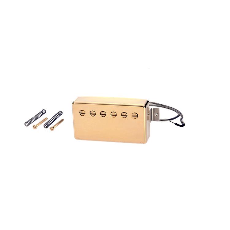 【純正品】Gibson 57 Classic Pickup Gold Cover 新品[ギブソン][57クラシック][ゴールド,金][Humbucker,ハムバッカー][ピックアップ]