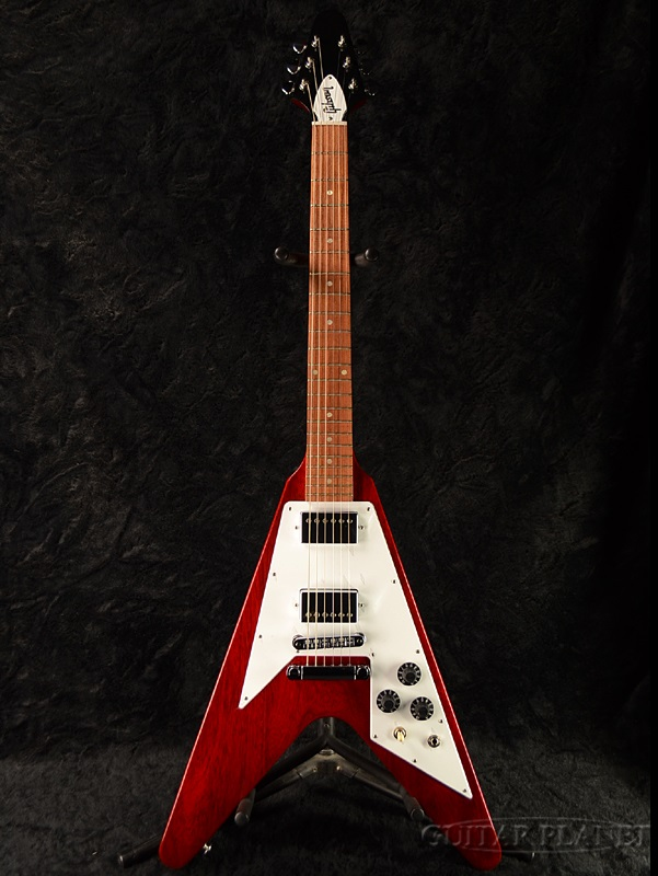 guitar planet brand new gibson japan limited run flying v heritage cherry 2015 gibson and. Black Bedroom Furniture Sets. Home Design Ideas
