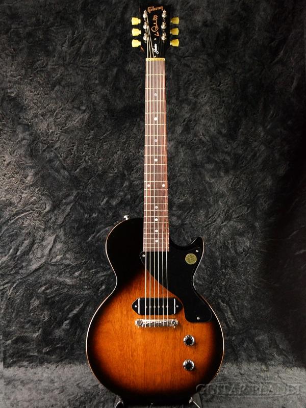 guitar planet gibson les paul junior single cut by 2015 vintage sunburst brand new gibson les. Black Bedroom Furniture Sets. Home Design Ideas