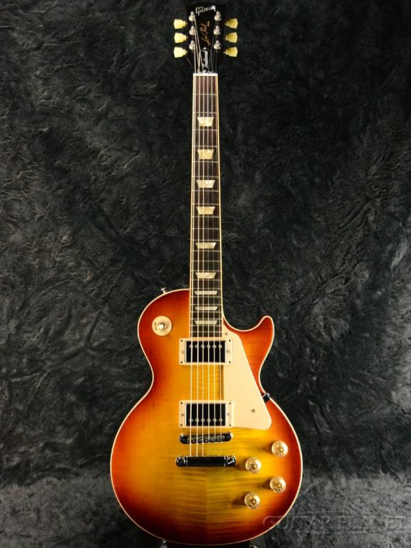 【中古】Gibson Les Paul Traditional Plus -Ice Tea- 2012年製[ギブソン][トラディショナルプラス][アイスティー,Sunburst,サンバースト][LP,レスポール][Electric Guitar,エレキギター]【used_エレキギター】