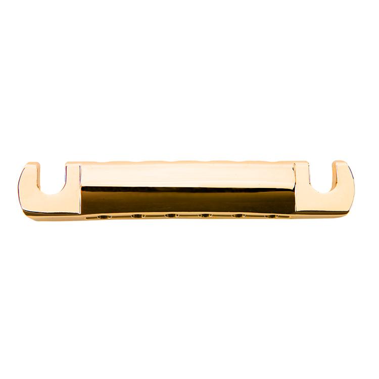 【純正品】Gibson Historic Lightweight Tailpiece Gold 新品 テールピース[ギブソン][Historic Spec,ヒストリックスペック][ゴールド,金]