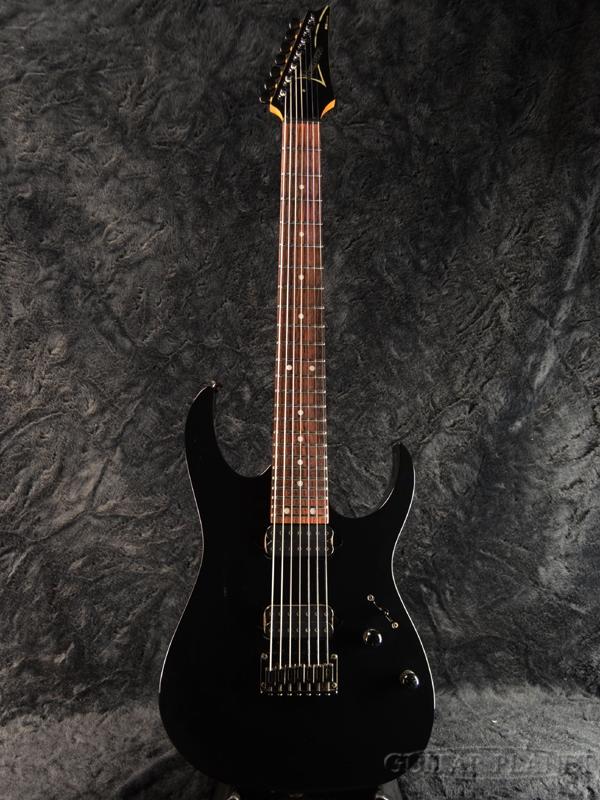 【中古】Ibanez RG7621 -BK (Black)- 1999年製[アイバニーズ][RGシリーズ][ブラック,黒][Stratocaster,ストラトキャスタータイプ][Electric Guitar,エレキギター]【used_エレキギター】