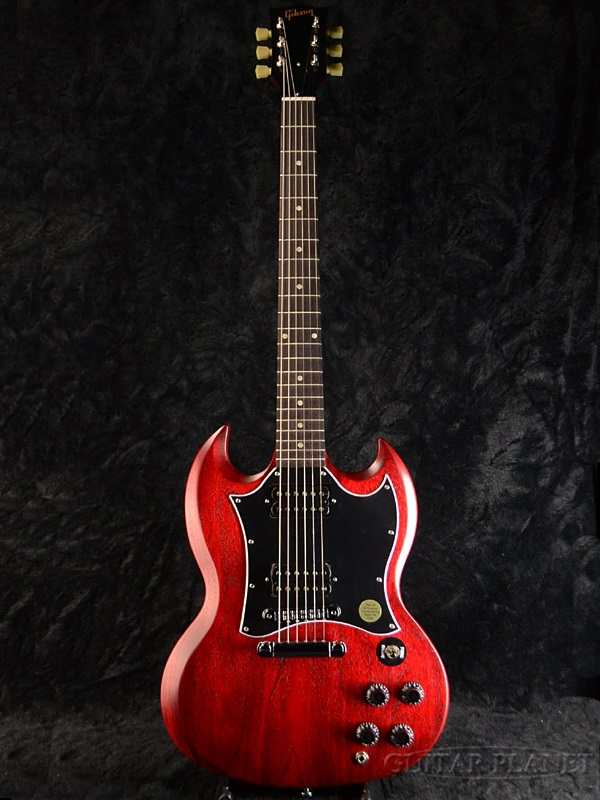 Gibson SG Faded 2016 Worn Cherry [Brand new][Red][Electric Guitar]