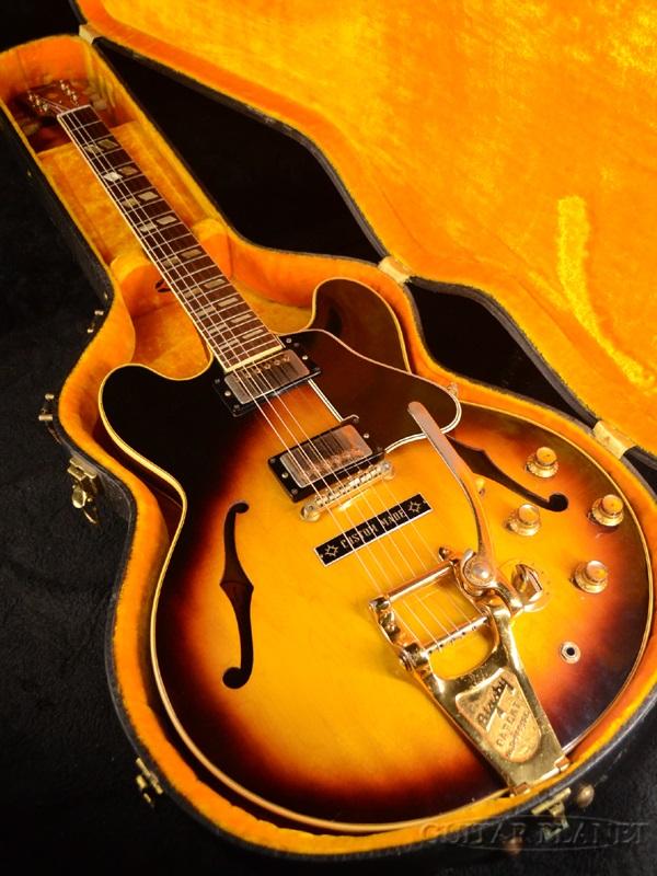 【6月限定大特価!!】【中古】Gibson 1962 ES-345TD Sunburst -Original Factory Bigsby- 1962年製[ギブソン][サンバースト][セミアコ][Electric Guitar,エレキギター][ES335]【used_エレキギター】_vtg