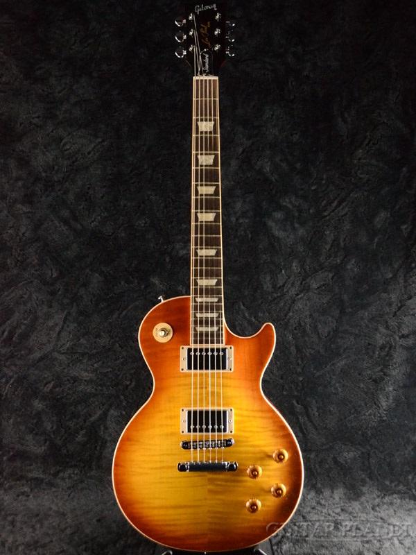 【2016 MODEL】Gibson Les Paul Standard 2016 Premium Finish Light Burst 新品[ギブソン][レスポールスタンダード][ライトバースト,Sunburst,サンバースト][Electric Guitar,エレキギター][#160084548]