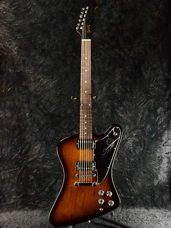 【2017Model】Gibson Firebird Studio 2017 T Vintage Sunburst 新品[ギブソン][ファイヤーバード][スタジオ][サンバースト][Electric Guitar,エレキギター]