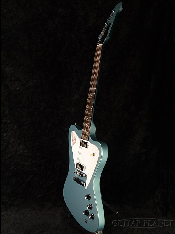 品牌新吉布森日本有限运行非反向火鸟褪色佩勒姆蓝色,到 2015 年 [吉布森] 和 [火鸟] [非反向] [佩勒姆蓝色,蓝色] [电吉他,电吉他,