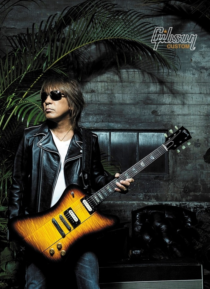 Gibson Custom Shop Tak Matsumoto Firebird Vintage Sunburst新货[吉布森特别定做店铺][B'z,松本孝弘][复古太阳爆裂][火鸟][Electric Guitar,电子吉他]