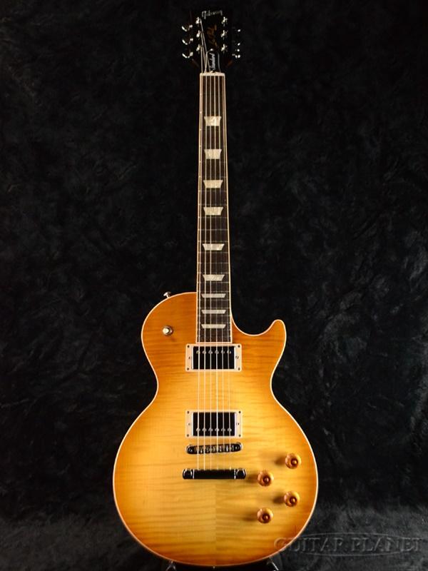 【2017 MODEL】Gibson Les Paul Standard 2017 T Honey Burst 新品[ギブソン][レスポールスタンダード][ハニーバースト][Electric Guitar,エレキギター]