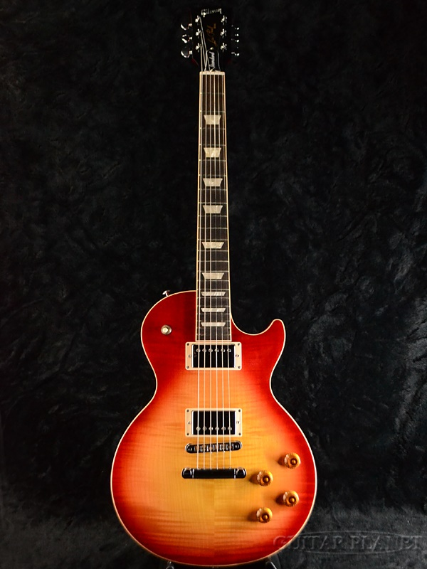 【2017 NEW MODEL】Gibson Les Paul Standard 2017 T Heritage Cherry Sunburst 新品[ギブソン][レスポールスタンダード][チェリーサンバースト][Electric Guitar,エレキギター][#170008769]