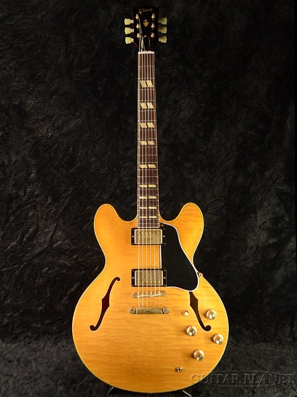 guitar planet brand new gibson memphis historic 1964 es 245tdn figured vos no varitone. Black Bedroom Furniture Sets. Home Design Ideas