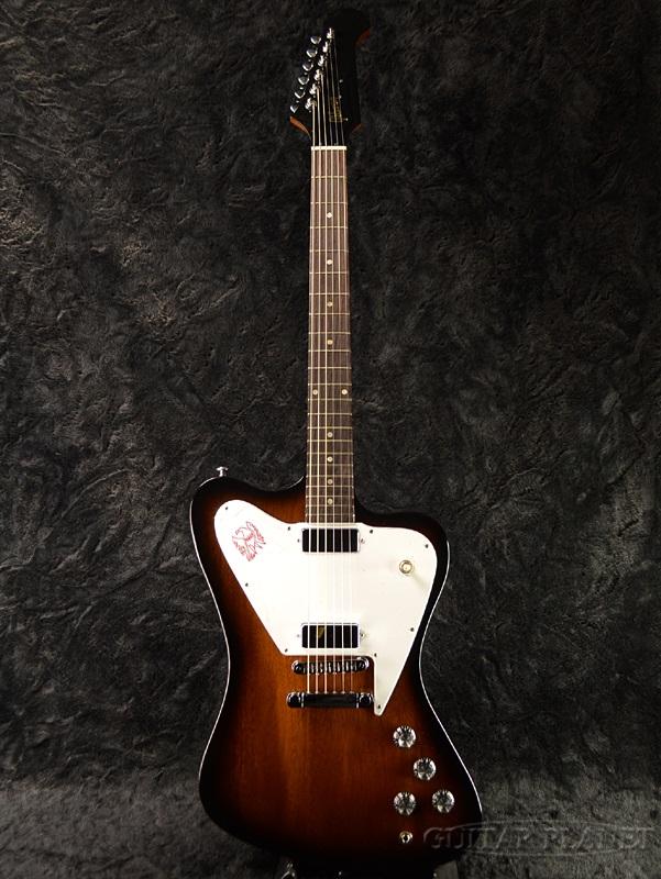 【限定特価】Gibson Japan Limited Run Non Reverse Firebird Vintage Sunburst 2015 新品[ギブソン][ファイヤーバード,FB][ノンリバース][Mini Humbucker,ミニハム][ヴィンテージサンバースト][エレキギター,Electric Guitar]