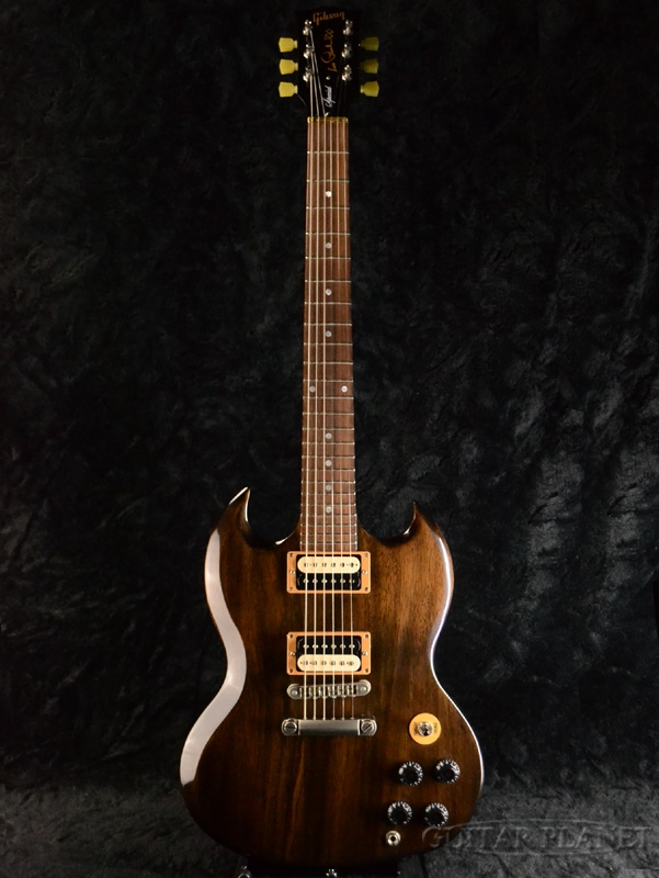 Brand new Gibson SG Special 2015 Translucent Ebony