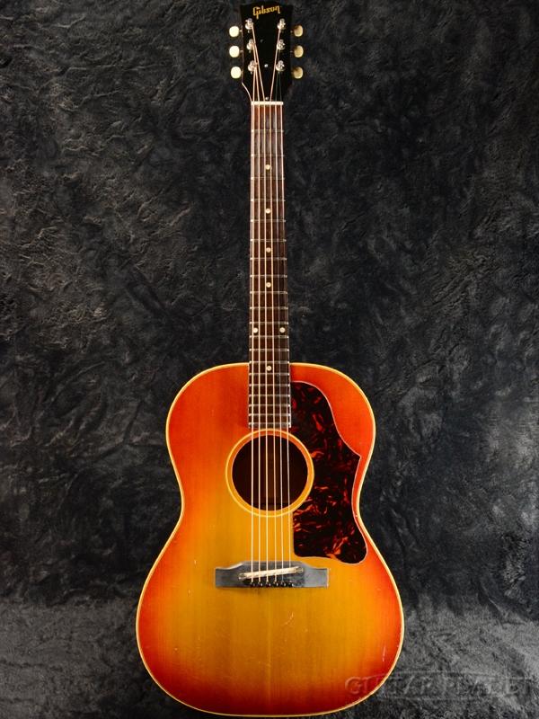 【中古】Gibson B-25 1963年製[ギブソン][Cherry Sunburst,チェリーサンバースト][Acoutic Guitar,アコースティックギター,アコギ,Folk Guitar,フォークギター][B25]【used_アコースティックギター】