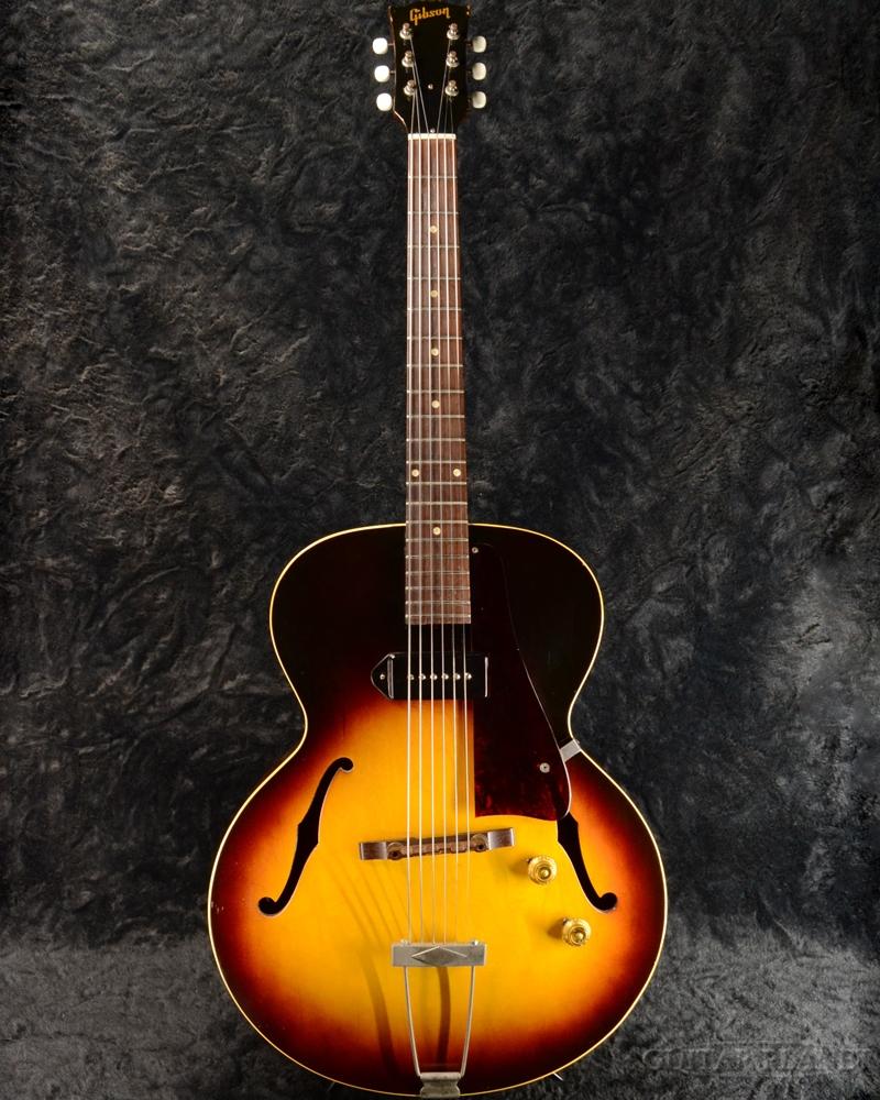 【中古】Gibson ES-125 -Sunburst- 1957年製[ギブソン][フルアコ,セミアコ][サンバースト][ES125][Electric Guitar,エレキギター]【used_エレキギター】