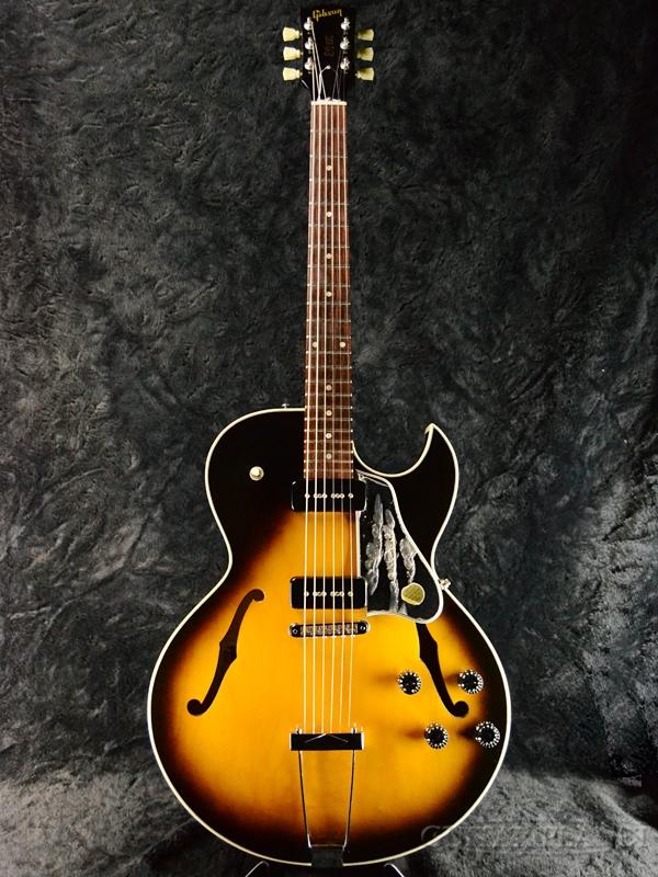 【中古】Gibson ES-135 Vintage Sunburst - 1998年製【ご委託品】[ギブソン][ビンテージサンバースト,木目][フルアコ][Electric Guitar,エレキギター]【used_エレキギター】