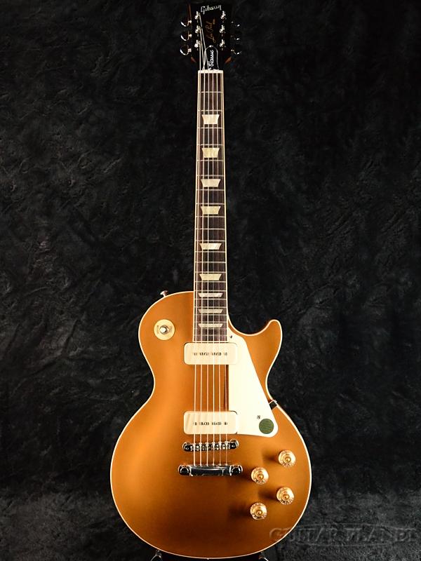 【2018 MODEL】Gibson Les Paul Classic 2018 Gold Top 新品[ギブソン][クラシック][ゴールド,金][Les Paul,レスポールタイプ][Electric Guitar,エレキギター]