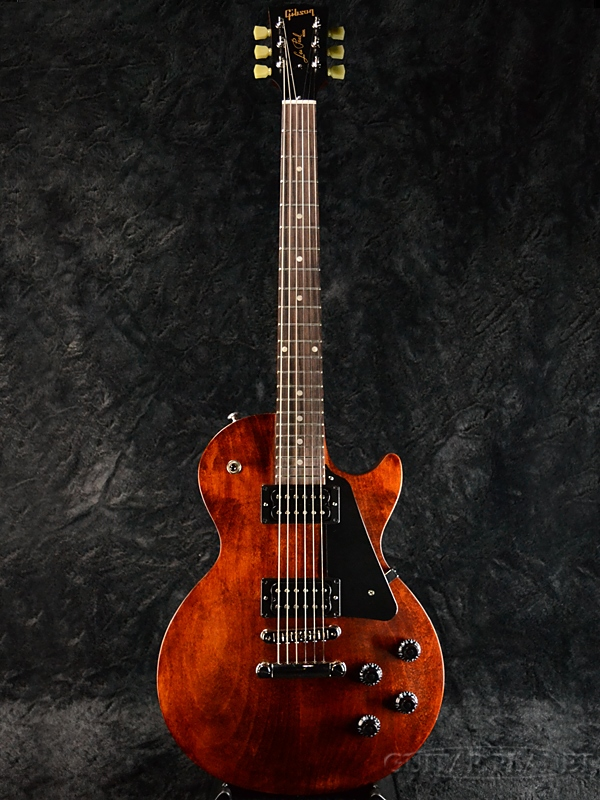【2018 MODEL】Gibson Les Paul Faded 2018 Worn Bourbon 新品[ギブソン][フェイデッド][ブラウン,茶][レスポール,LP][Electric Guitar,エレキギター]