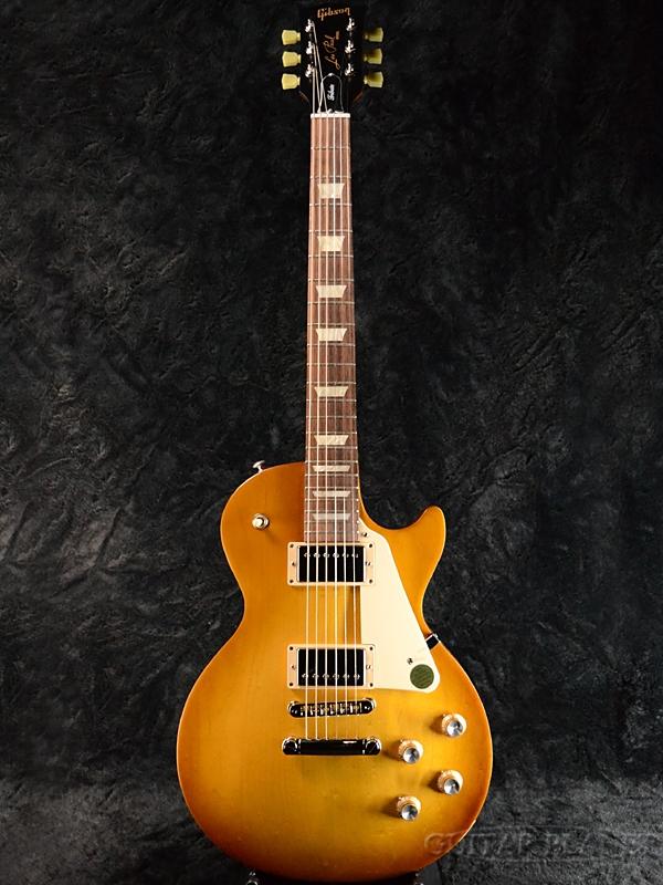 【2018 MODEL】Gibson Les Paul Tribute 2018 Faded Honey Burst 新品 [ギブソン][トリビュート][ハニーバースト,黄色][LP,レスポール][Electric Guitar,エレキギター]