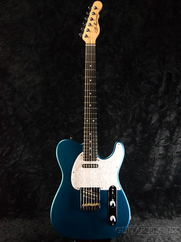 人気定番の 【当店オーダー品】G&L Fingerbord USA Ebony ASAT Classic Emerald USA Blue/ Ebony Fingerbord 新品[Leo Fender,レオフェンダー][アサットクラッシック][ブルー,青][Telecaster,テレキャスタータイプ][Electric Guitar,エレキギター], WARP WEB SHOP:ba7d76ef --- ironaddicts.in