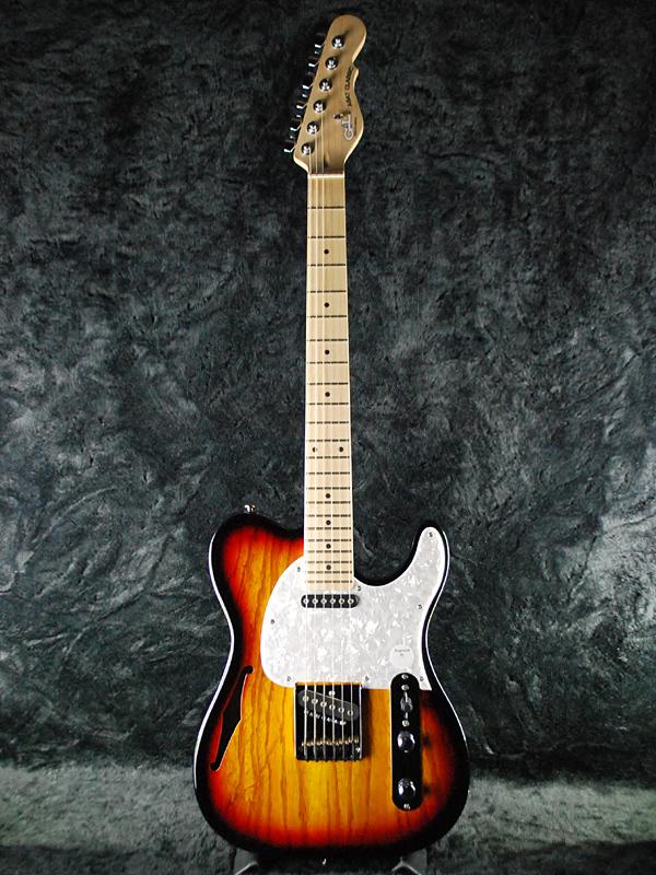 最高の品質の G&L Tribute ASAT Classic Classic Hollow Semi Hollow 新品 3トーンサンバースト[レオフェンダー,Leo 新品 Fender][トリビュート][アサットクラシック][セミホロウ][テレキャスタータイプ,Telecaster][3Tone Sunburst,3TS][エレキギター,Electric Guitar], インパクトゴルフ:6384d8c7 --- beautyflurry.com