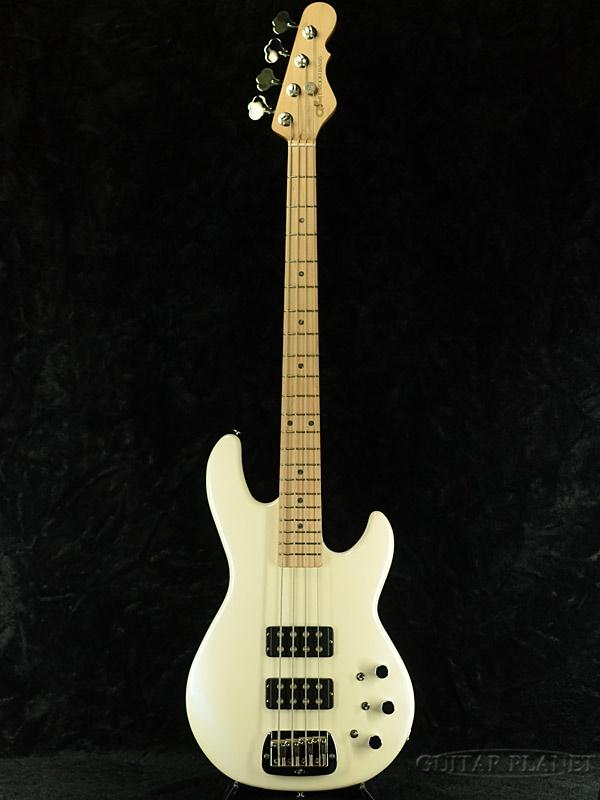 G&L USA L-2000 -Pearl White- 新品 パールホワイト[レオフェンダー,Leo Fender][白][エレキベース,Electric Bass][L2000]