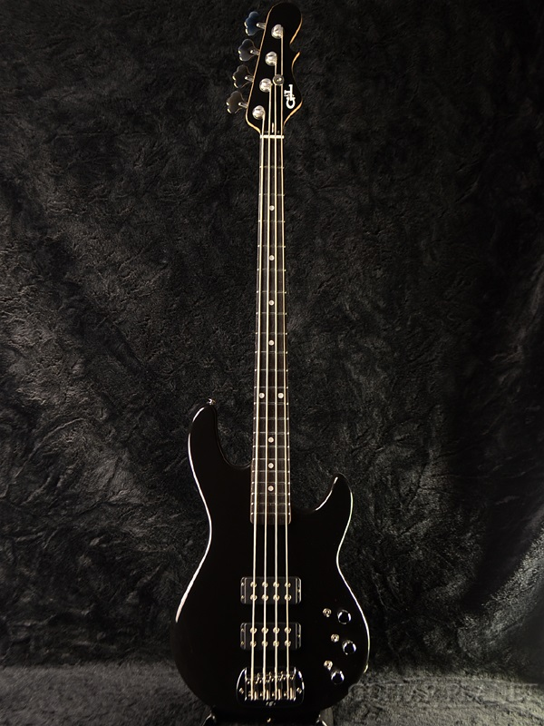G&L USA L-2000 BLK/EB MH 新品[レオフェンダー,Leo Fender][L2000][ブラック,黒][エレキベース,Electric Bass]