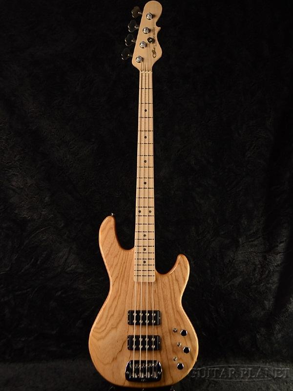 G&L USA L-2000 NAT/M 新品[レオフェンダー,Leo Fender][L2000][Natural,ナチュラル,木目][エレキベース,Electric Bass]