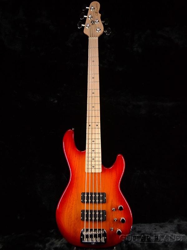 魅了 G&L USA USA USA L-2500 -Cherryburst- Maple Fingerboard Fingerboard 新品 チェリーバースト[Leo L-2500 Fender,レオフェンダー][L2500][Cherry Sunburst,赤][5弦,5Strings][Active,アクティブ][Electric Bass,エレキベース][L2500], 高級感:a2303826 --- agrohub.redlab.site