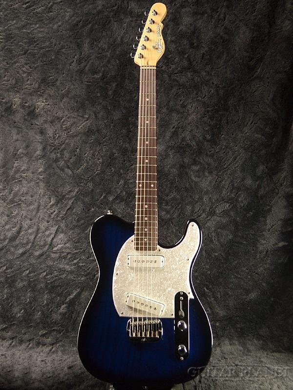 価格は安く G&L Tribute ASAT Special 新品 ブルーバースト/R[レオフェンダー,Leo Fender][テレキャスター,Telecaster][アサットスペシャル][Blueburst,青][エレキギター,Electric Guitar], 高根沢町 5765fcbb