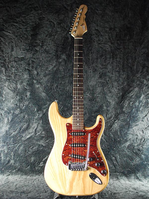 【海外限定】 G&L Tribute Series S-500 NAT/Rose ナチュラル 新品 S-500 ナチュラル [レオフェンダー,Leo Series Fender][Natural,木目,杢][ローズ指板][Stratocaster,ストラトキャスター][エレキギター,Electric Guitar][S500], 和の風:975108bb --- beautyflurry.com