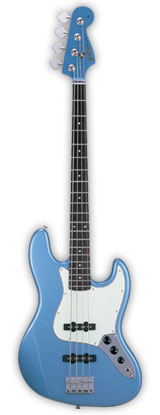 GrassRoots G-JB-55R 新品 レイクプラシッドブルー[グラスルーツ][ESPブランド][Jazz Bass,ジャズベースタイプ][Lake Placid Blue,青][Matching Head,マッチングヘッド][Electric Bass,エレキベース]