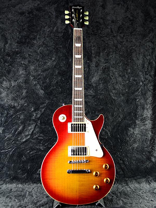 GrassRoots G-LP-60S 新品 チェリーサンバースト[グラスルーツ][ESPブランド][Les Paul,レスポールタイプ][Cherry Sunburst][Electric Guitar,エレキギター]