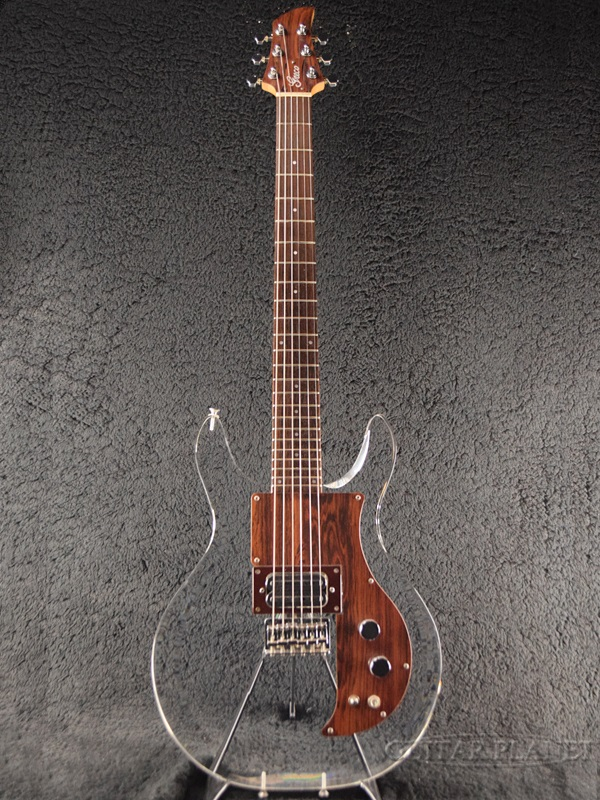 【中古】Greco AP-1000 -Clear- 2000年頃製[グレコ][国産][クリア][Electric Guitar,エレキギター][AP1000]【used_エレキギター】
