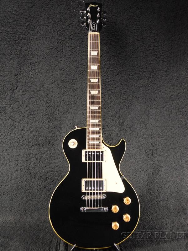 【中古】Greco EG700 -B (Black)- (Black)- 1978年製[グレコ][国産][ブラック,黒][Les -B Paul,レスポールタイプ][Electric Guitar,エレキギター]【中古】Greco【used_エレキギター】, 八街市:61f01fa2 --- sunward.msk.ru