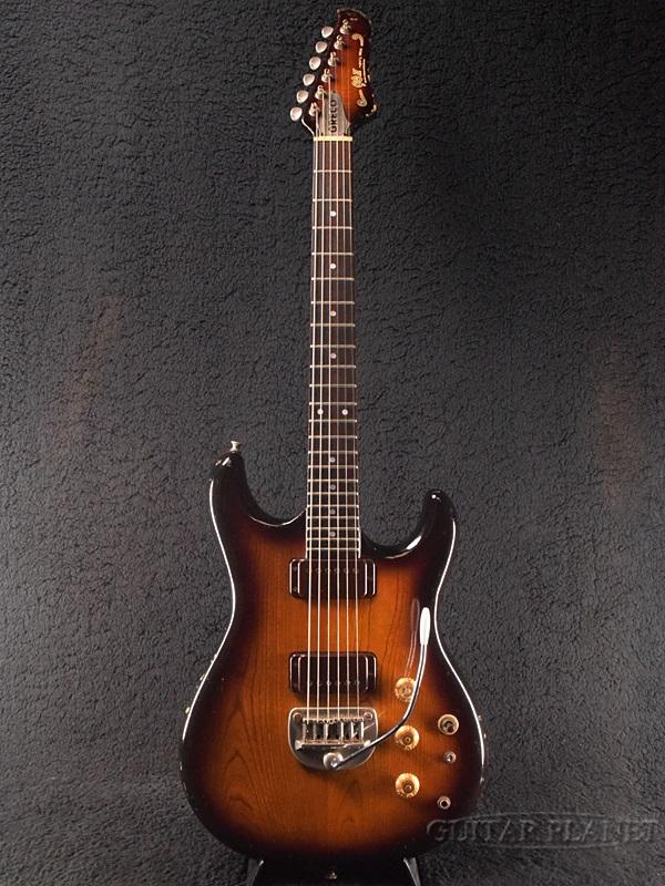 【中古】Greco GOII550 -Sunburst- 1979年製[グレコ][国産][サンバースト][Electric Guitar,エレキギター]【used_エレキギター】